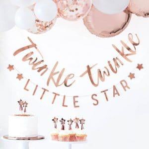 Twinkle twinkle koristenauha