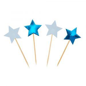 Herkkutikut sininen tähti
