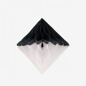 Mustavalkoinen timanttikenno