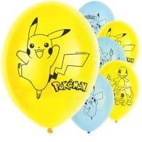 Pokemon ilmapallot