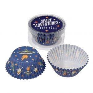 Muffinssivuoat avaruus