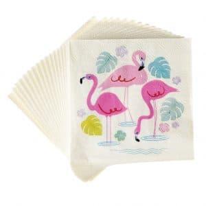 Servetit Flamingo
