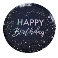 Happy Birthday lautanen