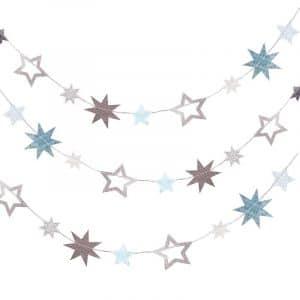 Hohtava tähtiketju