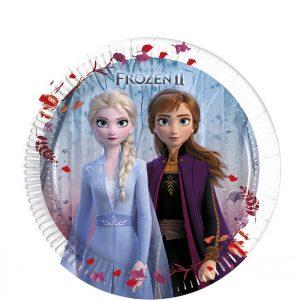 Frozen 2 jälkiruokalautaset