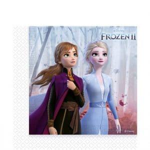 Frozen 2 lautasliinat