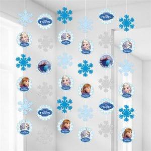 Frozen koristeketjut