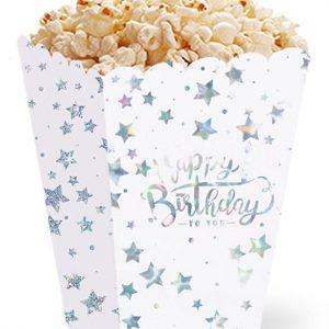 Popcorn astiat happy birthday