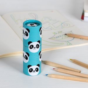 Puuvärit panda