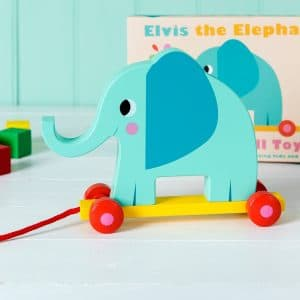 Vetolelu elefantti