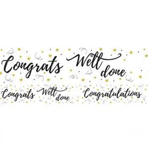 Onnittelunauha congratulations