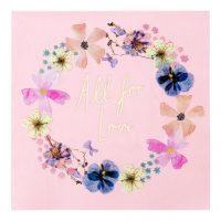 All for love kukalliset lautasliinat
