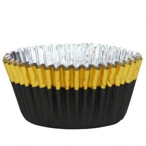 Muffinivuoat musta-kulta