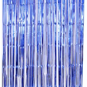 Sininen lameeverho