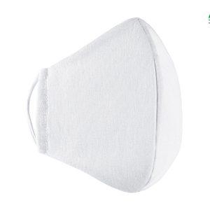 Kangasmaski valkoinen aikuisten koko