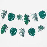 Viiriinauha trooppiset lehdet