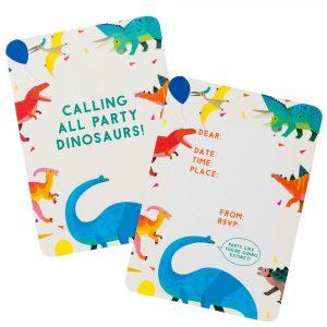 Dino kutsukortit