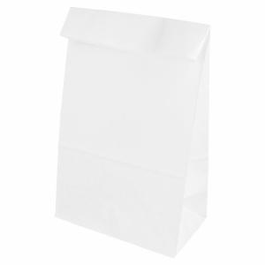 Valkoiset paperipussit