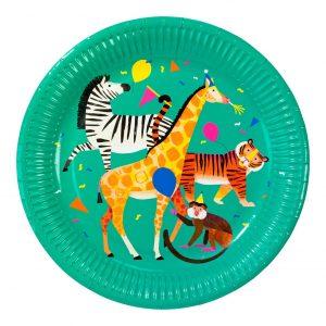 Party animals lautaset 1