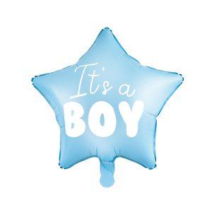 It's a boy foliopallo
