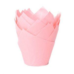 Tulppaanivuoka vaaleanpunainen
