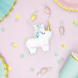 Minipinjata unicorn