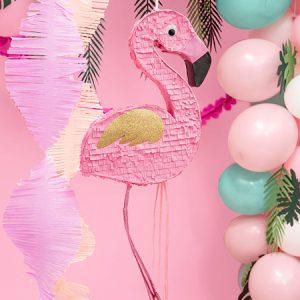Vetopinjata flamingo