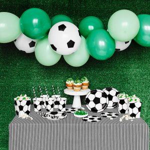 Juhlatarvikepaketti jalkapallosynttäreille