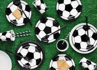 Tarvikepaketti jalkapallosynttäreille 2