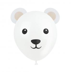 Ilmapallot jääkarhu