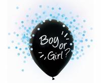 Boy or girl pieni lateksipallo