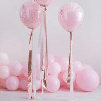 Ilmapallohännät pinkki - ruusukulta 2