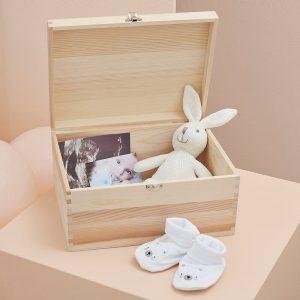 Vauva-ajan memorybox