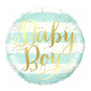 Baby Boy ilmapallo helium