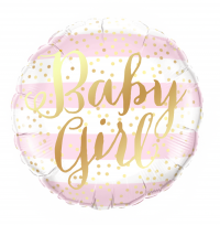 Baby Girl folioilmapallo