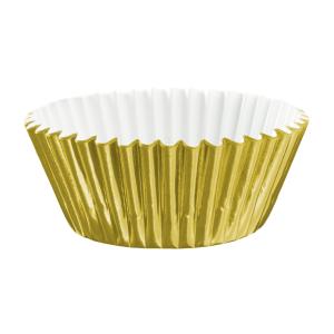 Muffinssivuoat kulta, 100 kpl