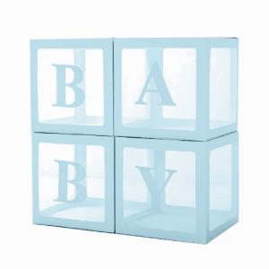 Ilmapallolaatikko BABY v.sin.