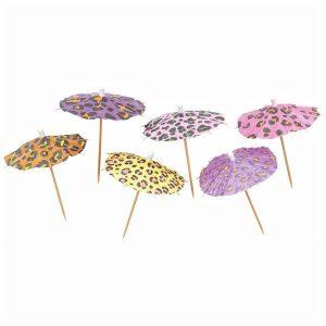 Kuppikakku/cocktailpala-koristeet, sateenvarjo