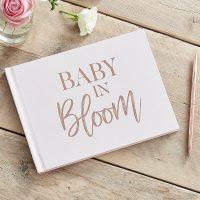 Vieraskirja Baby In Bloom