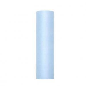 Vaaleansininen tylli, 50 m