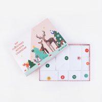 Joulukalenteri - metsän eläimet 3